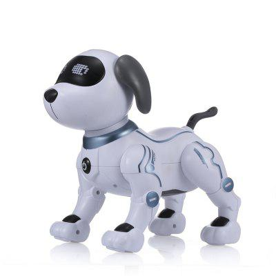 K16A Electronic Pets Robot Dog Stunt Dog Voice Command Programmable Touch-sense Music Song Toy