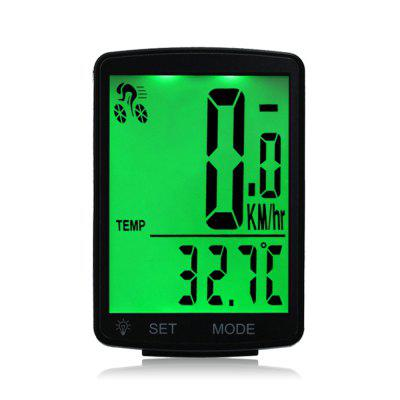 2.8inch Waterproof Multifunctional LCD Screen Bicycle Computer