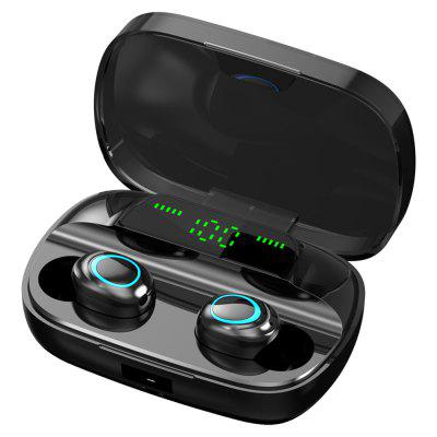 S11 Wireless BT 5.0 Earphones Ultra-small Invisible Earphone
