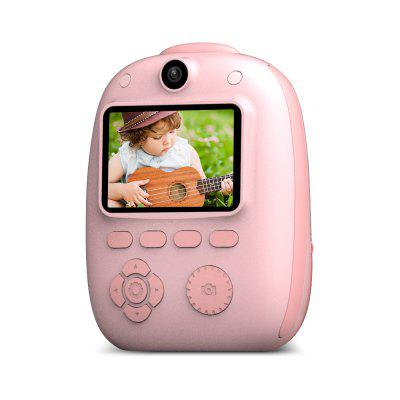 Small Digital Kids Camera for Girls and Boys Instant Print Cameras with 16GB Memory Card Image