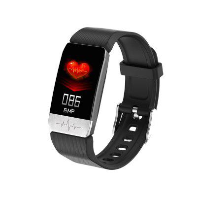 Smart Bracelet Thermometer Body Temperature Measurement Health Sleep Monitor Blood Pressure Heart Rate Smart Band Watch Waterproof Fitness Tracker