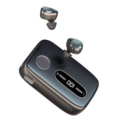 Фото - Wireless Earbuds BT 5.0 Headphones TWS Stereo Earphones with Microphone Touch Control IPX7 Waterproof Sports Headphones in-Ear tourya f9 wireless headphones tws bluetooth 5 0 earphone hifi mini in ear sports running headset support android ios phones xiaomi hd call