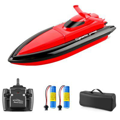 800 Remote Control Boats 2.4G 20km/h RC Boat Toy Gift for Kids Adults Boys Girls with Bag 1/2/3 Battery