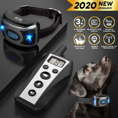 2020 Upgraded Shock Collar for Large Medium Small Dogs Dog Training Collar with Remote
