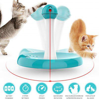 Newest Cat Laser Toy Upgraded Interactive Tumbler Laser Toys for Pet