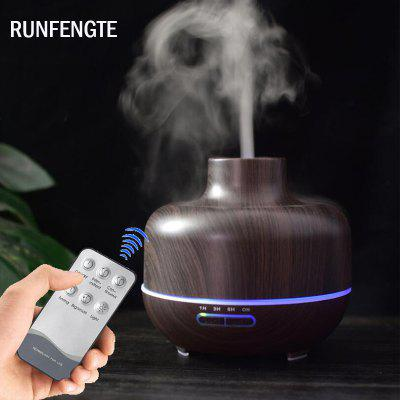 RUNFENGTE Remote Aroma Diffuser Aromatherapy Essential Oil Diffuser Electric Ultrasonic Humidifier