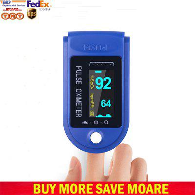 DHL UPS Digital Finger Oximeter Portable Electronic LED Display Fingertip Pulse Oxymeter