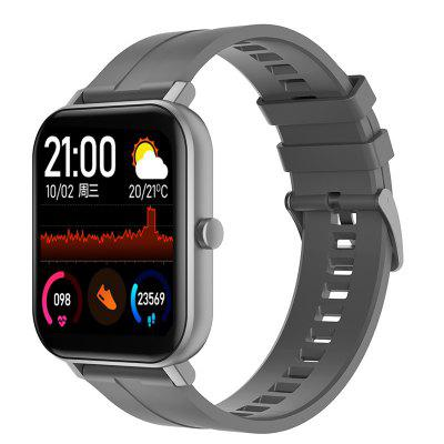 Smart Watch 1.4 inch TFT F22 2.5D HD Display Screen Oximeter Men DIY Face Weather Sport Women For Android IOS GTS 14Day Standby