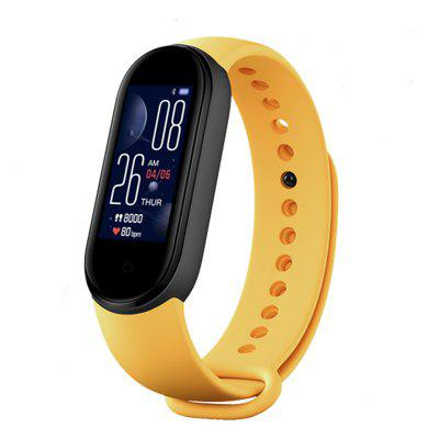 TWS M5 Smart Watch Remote Photo - Self Camera Bluetooth Watch Fitness Sport Tracker Call Smartwatch Play Music Bracelet For iPhone ISO Android