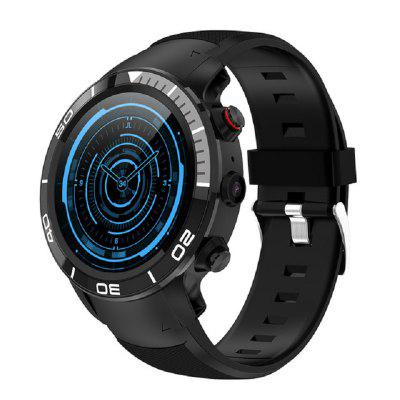 Microwear H8 smart watch 4G GPS IP68 Electronics waterproof 5MP Camera MP3 Android7.1 support SIM ROM16GB +RAM1GB Smartwatch Image