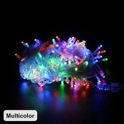 10m LED String Garland Christmas Tree Fairy Light Chain Waterproof Home Garden wedding Party Outdoor  Indoor Holiday Decoration