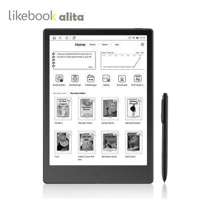 LIKEBOOK New Arrive BOYUE 10.3 inch ALITA eReader With OCTA Core 4GB RAM ANDROID 6.0 Bezel Design
