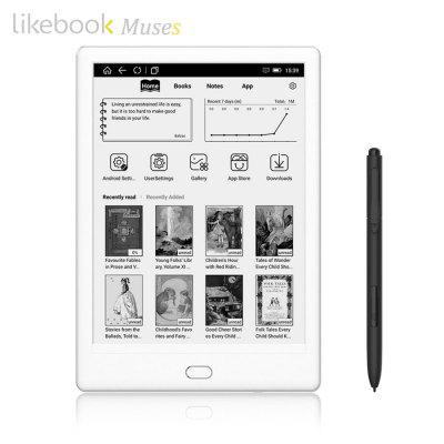Likebook Ebook Reader 7.8 inch Muses Android 6.0 Frontlight Octa Core With Handwriting Feature