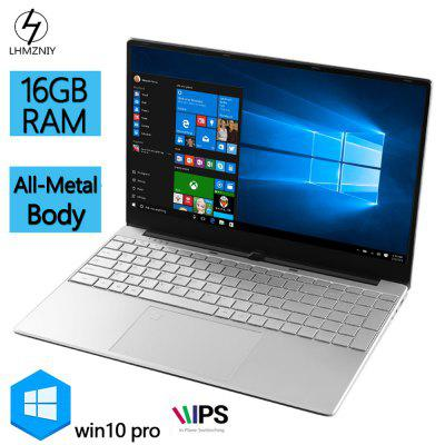 KUU A9 14.1-inch Laptop 16GB RAM Intel Celeron 3867U Metal Body Silver Image