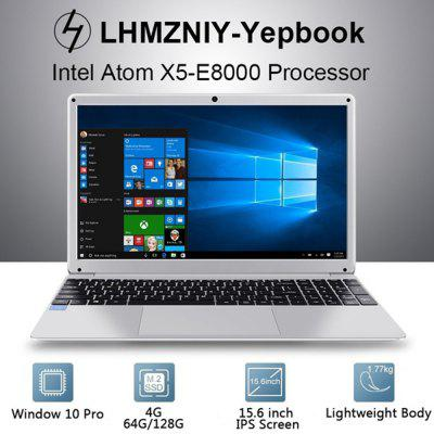 Lhmzniy Yepbook 15.6-inch FHD Laptop 4GB RAM Intel E-8000 Windows 10