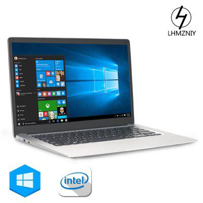 LHMZNIY 14.1-inch Screen Laptop 4GB RAM Intel E8000 Notebook Computer Image