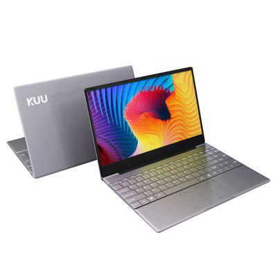 KUU K2S Intel Celeron J4115 Processor 14.1-inch IPS Screen All Metal Shell Office Notebook 8GB RAM Windows 10 256GB/512GB SSD - 256GB China