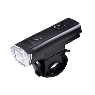 Front Bicycle Light USB Rechargeable LED Bike Light Waterproof Cycling Headlight Climbing