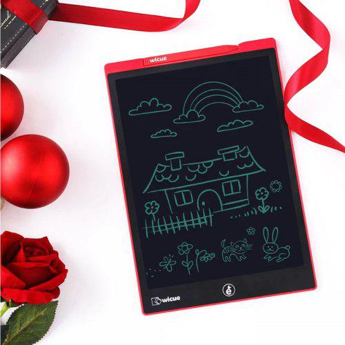 Wicue LCD Handwriting Board Writing Tablet 12 inch No Backlight Soft Screen from Xiaomi Youpin