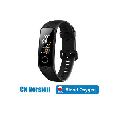 Huawei Honor band 5 Smart Band Versión global Blood Oxygen smartwatch AMOLED