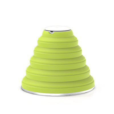 Multifunctional Folding UVC Disinfection Portable Tableware Toy Cup Phone Food Grade UVC Led Sterilizer Outdoor Camping Tool