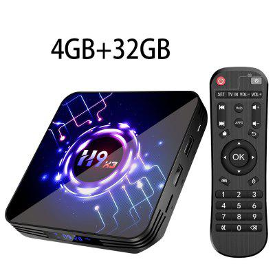 H9 X3 Android 9.0 8K 4K TV BOX 4GB 64GB 32G UltraHD HDR 5G 1000M wifi