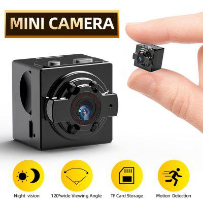 Mini Camera HD 720P Camera Camcorders Sport DV IR Night Vision Motion Detection Small Camcorder DVR Video Recorder Cam