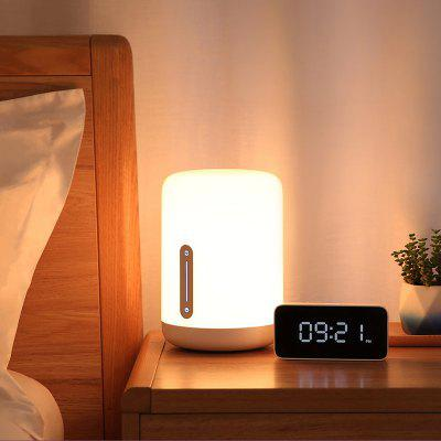 Mijia Bedside Lamp 2 Smart Table LED Light Mi Home APP Wireless Control Bedroom Desk Night Light For Apple HomeKit Smart Home