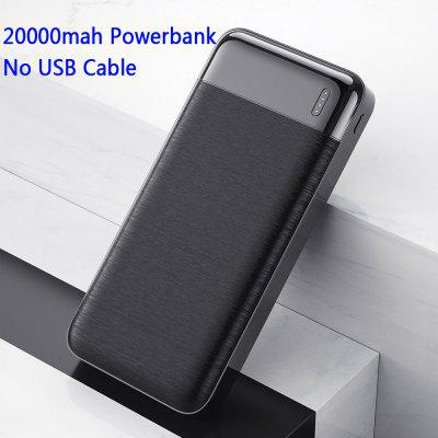 Mini Power bank 30000 mAh Bank Portable Charging Poverbank Mobile Phone External Battery Charger Powerbank for iPhone Xiaomi