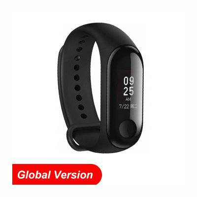 In Stock Global Version Xiaomi Mi Band 3 Smart Wristband Fitness Bracelet  OLED Screen Message Heart Rate Time Smartband
