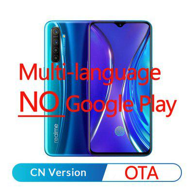 Original realme X2 X 2 6GB 64GB 4G FDD LTE Mobile Phone 6.4inch FHD+ Snapdragon 730G Octa Core 64MP VOOC 30W Fast Charger NFC