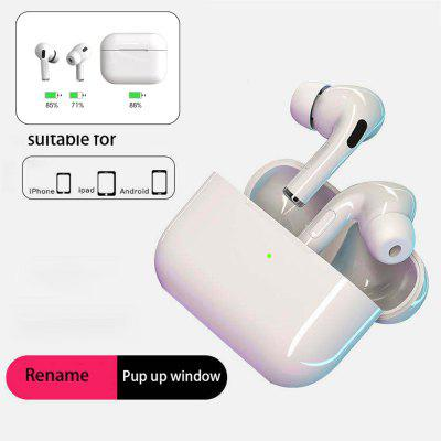 i900000 TWS Pros Headphones Bluetooth Earphone Earbuds for iPhone Android Smartphone