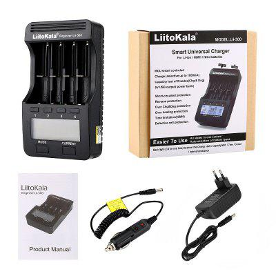 lii-500S lii-500 lii-PD4 Lii-202 lii-402 lii-S2 lii-S4 18650 Battery Charger For 26650 16340 Rechareable Battery