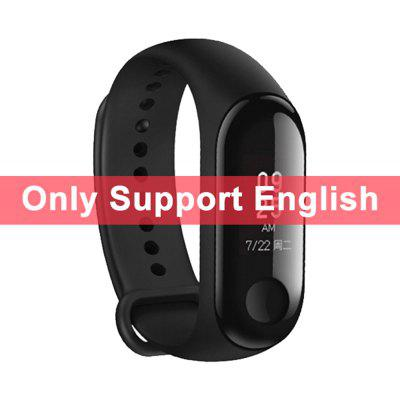 Xiaomi Mi Band 3 NFC Smart Bracelet Big Touch OLED Screen Fitness Message Heart Water Resistant CN Version Smartband