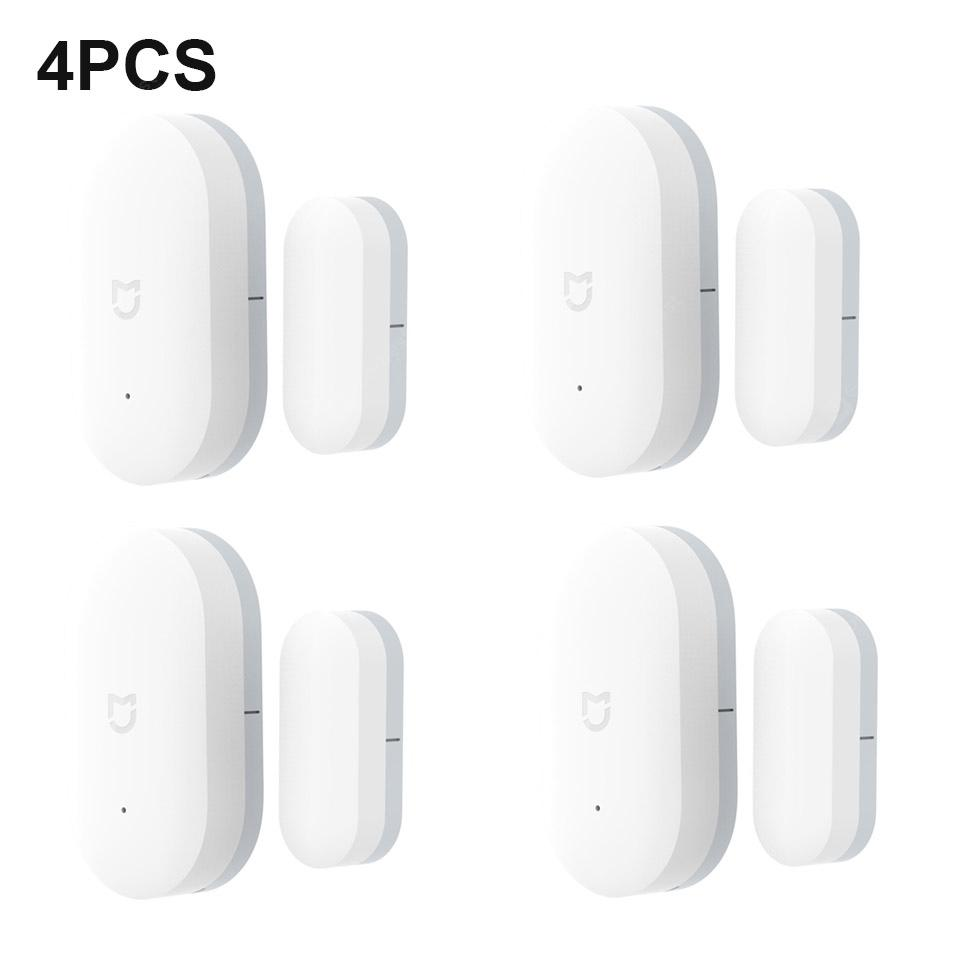 Xiaomi Mijia Door Window Sensor Intelligent Alarm System Xiaomi Smart Home  Kits Pocket Size Work With Gateway Mijia Mi Home App