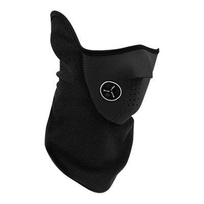 Non-medical Unisex Motorcycle Warm Mask Neck Warm Snowboard Bike Riding Mask Scarf Accessories Windproof Outdoor Sports Ski Cycling Bicycle