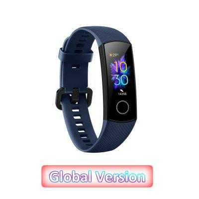 Global Version Huawei Honor Band 5 Smart Bracelet Wisband Better Than Band 4 Heart Rate Oxygen Smart Band Waterproof Smart Watch