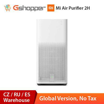 Global Version Xiaomi Mi Air Purifier 2H Sterilizer Addition Formaldehyde Wash Cleaning Intelligent Household Air Virus