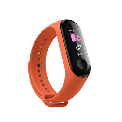 Men Smart Sports Watch Blood Pressure Heart Rate Monitor Message Reminder Bluetooth Waterproof And Women Bracelet Kids Wrist Delet