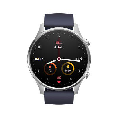 Xiaomi Smart Watch Color NFC 1.39 inch AMOLED GPS Fitness Tracker 5ATM Waterproof Sport Heart Rate Monitor Mi
