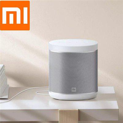 Bluetooth Speaker Art Mi AI Smart Wireless Speaker Metal LED Light DTS Tuning Stereo Subwoofer