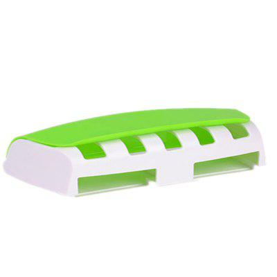 Toothbrush Holder Automatic Toothpaste Holder Squeezer Set Toothpaste Squeezer Things Bathroom Accessories Toothpaste Dispenser
