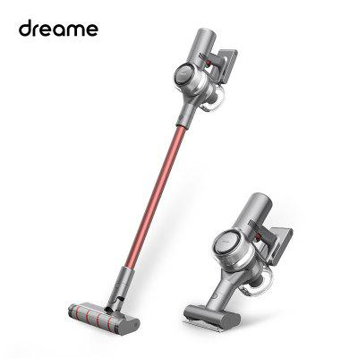 Dreame V11 Handheld Wireless Vacuum Cleaner OLED Display Portable Cordless 25kPa All in one Dust Collector floor Carpet