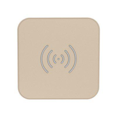 Qi Wireless Charger 10W Quick Wireless Charger For iPhone X 8 Plus For Samsung S8 S7 S6 edge Fast Wireless Charging Pad