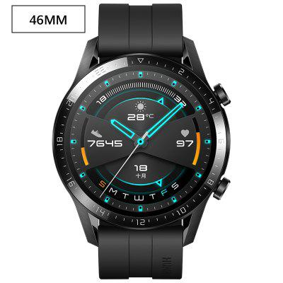 Global Version HUAWEI Watch GT 2 GT2 Smart Blood Oxygen SmartWatch 14 Days Phone Call Heart Rate Tracker For Android iOS