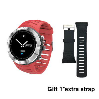DTNO.I DT08 2G GSM Sport Smart Watch Real Time Heart Rate Monitor bluetooth Calling SIM Card Music Smartwatch for Men Women