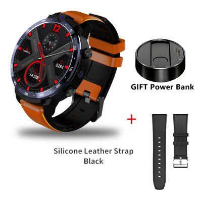 LEMFO LEM12 Smart Watch 4G Face ID 1.6 inch Full Screen OS Android 7.1 3G RAM 32G ROM LTE Sim GPS WIFI Heart Rate Men Women