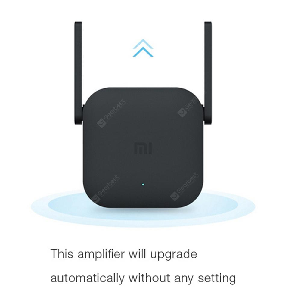 Mi WiFi Repeater Pro US Plug 300M Amplifier Network Expander Router Extender Roteador 2 Antenna