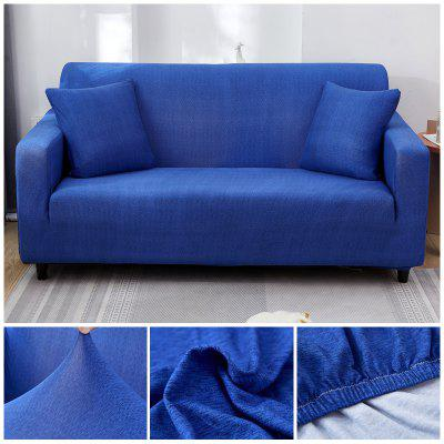 Cross Pattern Elastic Sofa Cover Stretch All-inclusive Sofa Covers for Living Room Couch Cover Loveseat Sofa Slipcovers