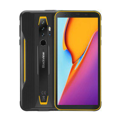 Blackview BV6300 Pro Rugged Smartphone Helio P70 Android 10.0 Mobile Phone 6GB+128GB 4380mAh IP68 Waterproof Cellphone Dual LTE